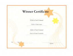 prize winner letter template sample star student certificate