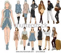man fashion sketch stock images royalty free images u0026 vectors