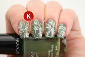 dandelion nails things that fly 40 great nail art ideas