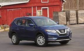 nissan rogue build and price 2017 nissan rogue in depth model review car and driver