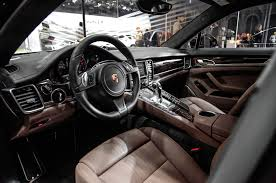 black porsche panamera interior 2015 porsche panamera exclusive dr mcdreamy heat up l a show