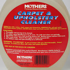 Industrial Upholstery Cleaner If You Have Back Labels Of Carpet U0026 Upholstery Cleaner And Tire