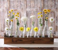 kirkland u0027s glass bottle vase runner set is a favorite of interior