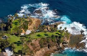 laguna beach home on two peninsulas is listing for 75 million wsj