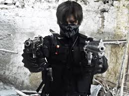 call of duty ghost logan mask call of duty ghost u0027s cosplay by spartanalexandra on deviantart