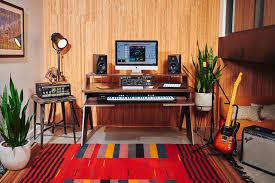 Studio Desk Guitar Center Output Launch Platform A Studio Desk For Musicians
