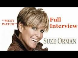suzie ormond hair styles suze orman can i afford it the only video you need to watch