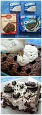 oreo pudding poke cake dessert oreo pudding pudding poke cake
