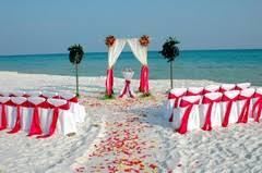 fort walton weddings ceremony esther fl usa wedding mapper