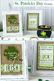 St Patrick S Day Home Decorations 177 Best Holidays St Patrick U0027s Day Diy Images On Pinterest