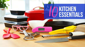 Basic Kitchen Essentials 10 Kitchen Essentials Tools I Can U0027t Live Without Youtube