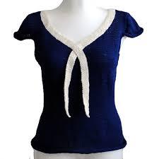 sailor blouse sailor blouse knitting pattern herrlichkeiten