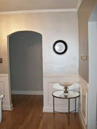 this is not a room in my home but it demonstrates the silver color