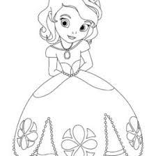 1000 images colouring pages sofia