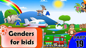 genders for kids gender explaining gender to children