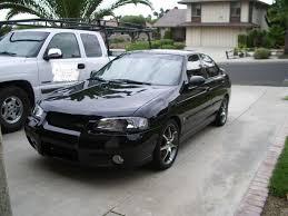 nissan sedan black fs socal 2002 black se r spec v nissan sentra forum b15 b16