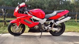 2003 Honda Superhawk 996 Motorcycles For Sale