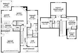 cottage house plans without garage