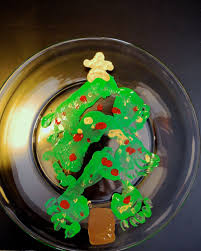 a song of sixpence footprint christmas trees