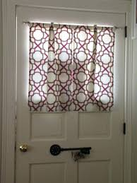 Curtains For Front Door Window Curtains Front Doorindow Treatments Curtains And Staggering For