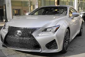 lexus rcf lowered buick lexus take different paths to attract younger buyers
