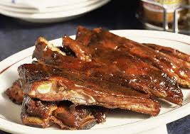 honey garlic spare ribs recipe