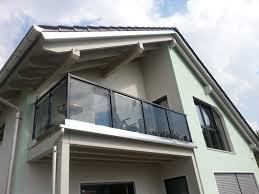glas balkon balkongeländer mit glas komplette bausätze geländerladen de