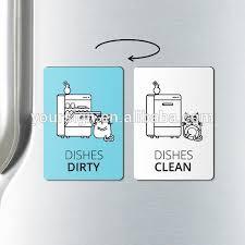 Dirty Clean Dishwasher Magnet List Manufacturers Of Dishwasher Magnet Clean Dirty Sign Buy