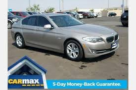 bmw 5 series for sale used used bmw 5 series for sale in el paso tx edmunds