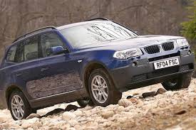 bmw x3 e83 2004 car review honest john
