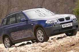 bmw x3 e83 2004 car review honest john