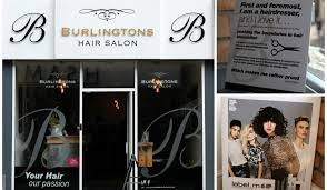 hair salon hairdressers beauty salon and nail bar in