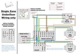 wiring diagram inspiration guide honeywell underfloor heating