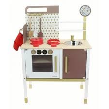 janod cuisine en bois maxi cuisine chic janod chez bonhomme de bois le my boutique à