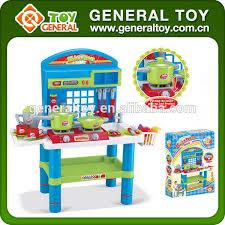light and music pretend play big toy kitchen set toy kitchen