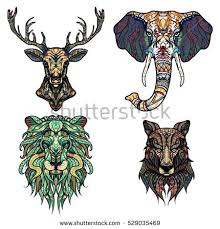 elephant tattoo stock images royalty free images u0026 vectors