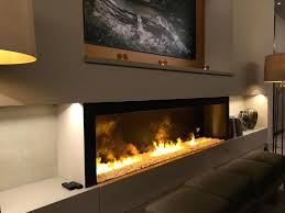 white real flame freestanding electric fireplaces fire