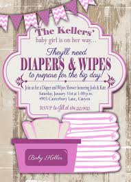 2nd baby shower shower invitations blueklip