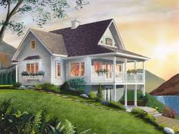 peaceful design beach cottage house plans simple decoration tiny