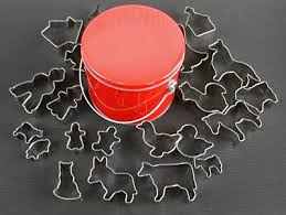 animals cookie cutters