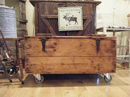 Rustic Coffee Table On Wheels The Rustic Coffee Table With Wheels Dans Design Magz Make A