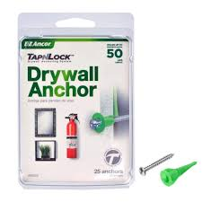 The 25 Best Anchor Print - e z ancor tap n lock 1 1 2 in drywall anchors and screws 25 pack