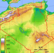 africa map elevation algeria elevation map map of algeria elevation northern africa