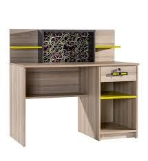 conforama bureaux cuisine lit enfant surã levã blanc avec bureau et couchette en