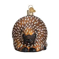 woodland forest animal ornaments traditions