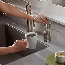 chilled water dispenser under sink insinkerator under sink instant cold water dispensers super