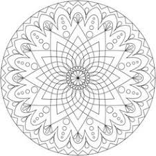 coloring pages on mandala coloring pages 18805