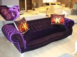 Purple Velvet Chesterfield Sofa Purple Chesterfield Sofas Fabric Chesterfield Sofas Sale