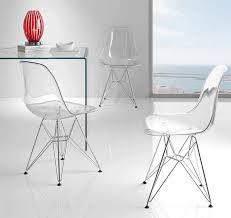 chaise de cuisine transparente ophrey com chaise cuisine transparente prélèvement d