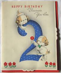 the 25 best old birthday cards ideas on pinterest birthday